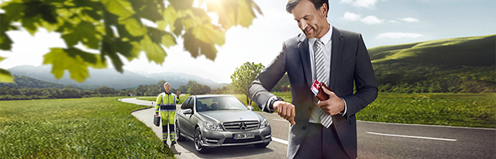 Mercedes-Benz Road Care